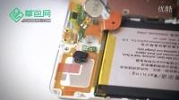 vivo x5 max+ 拆机维修教学 更换配件 手机维修教程 【草包网】