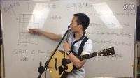 第4节 大横按F和弦 《喜欢你》叶冠星 一月通吉他教学 翼音琴