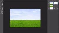 淘宝美工教程  运动装推广图后期制作讲解 Photoshop海报设计制作  ps教程  抠图去水印教程