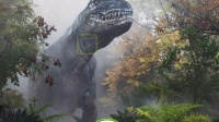 寻找霸王龙恐龙乐园 乐高侏罗纪 侏罗纪公园侏罗纪世界恐龙觉醒霸王龙恐龙格斗亲子游戏