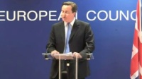 PM's press conference at European Council