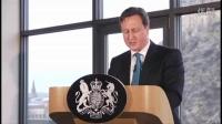 PM speech on Scotland
