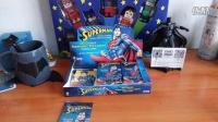 钢炮拆卡 2013 CRYPTOZOIC SUPERMAN 超人 漫画盒卡拆卡视频