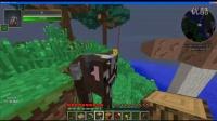 幸运方块大冒险第2集 寻找村庄村民 阿华大泽哥解说 我的世界 Minecraft 野外生存 野外冒险 新手生存