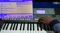 雅马哈PSR-S670操作视频教程第三集:注册记忆