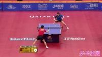 马龙vs奥恰洛夫 2016卡塔尔公开赛