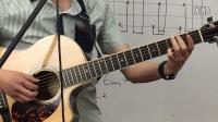 第6节 G调和弦 击弦技巧《晴天》叶冠星 一月通吉他教学 翼音琴行