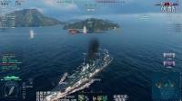 战舰世界YC解说新手进阶系列3 目标选择小分析-鸡腿堡