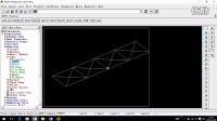 水哥ANSYS教程案例--空间桁架