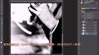 PS合成视频PS视频教程PS特效PS人物转手绘PS滤镜PS通道PS调色Ps影楼后期教程ps通道抠图2