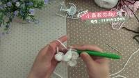 小虫讲解 可爱的熊宝宝帽3_钩针(高清)