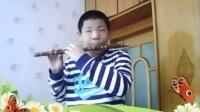 笛子独奏:《天路》学生:张明华
