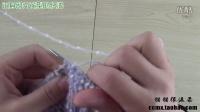 335--点点系列毛衣(1)--底边和正身花型  猫猫编织教程