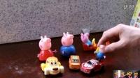 小猪佩奇 粉红猪小妹 跷跷板 猪小妹跷跷板