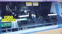 和西卧式立式插件机HS-420C&HS-520C配整线自动生产视频