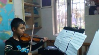 小提琴《赛兹第二协奏曲》俞炘炀