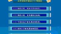 三菱PLC 可编程控制器视频教程 朱黎辉 吉林大学 全32讲