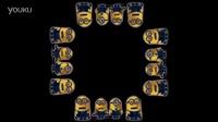 Minions Banana Song - Screen Down Pyramid Hologram Holographic 3D [4K]