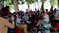 深圳龙华广场戏曲20160404