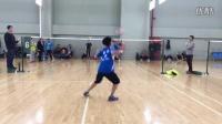 2016-01-16 GO青春杯上海业余羽毛球联赛
