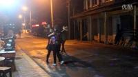 2016年毛垟广场舞;双人舞