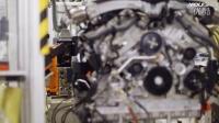 探秘汽车工厂:一台宾利W12引擎是如何生产出来的? CPNTV