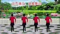 安徽舞动广场舞【你不来我不老】编舞阿娜
