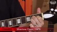 Silvertone 1478 电吉他 Demo