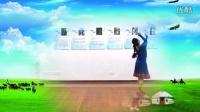 静静广场舞《谁见过梦中的草原梦中的河》背面演示版