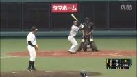 2016.4.6 NPB二军西部联赛公式战 软银 vs. 中日 9局上