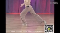 国标舞 花样造型 7. 反腿抛式步(中文配音reasonfinder)_标清...