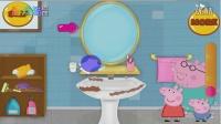 粉红猪小妹 佩佩猪清理洗手间 爱探险的朵拉 宝宝巴士猪猪侠海绵宝宝冰雪奇缘 游戏猫 亲子