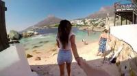 他用一年半时间带着女友环球旅行,拍下了这段创意视频