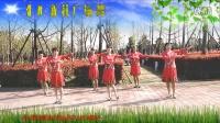 引江新村广场舞《溜溜的姑娘像朵花》