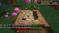 [小桃子]《minecraft我的世界1.9原版生存 第一集》