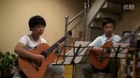 排练二重奏-2CZ-287-维瓦尔第《G大调双曼陀林协奏曲》第二乐章