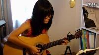 超级女声之吉他弹唱歌曲《小情歌》 @超级女声资讯台