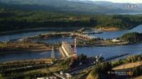 鸟瞰美国 俯瞰美国 俄勒冈州 Aerial_America_720P_OR
