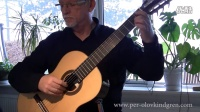 Londonderry Air (Danny Boy) for Classical guitar