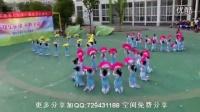 幼儿舞蹈扇子舞_幼儿舞蹈教学视频