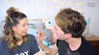 Mark Does My Makeup  Zoella|Zoella