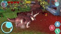 乐高侏罗纪世界iOS.08 第2章 治愈三角龙 霸王龙围场 霸王龙追逐 侏罗纪公园1~恐龙世界~史前动物世界