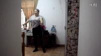 广州美丽依旧舞蹈课堂动感健身操之四正面演示