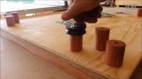 手工制作四轴联动雕刻机