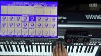 雅马哈PSR-S670操作视频教程第四集:调音台