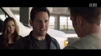 《美國隊長3》片段 蟻人變美隊羞澀小粉絲