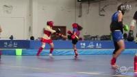 西安国家散打队:唯有科学的训练才能培养顶尖的散打王者。