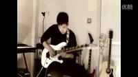 全面电吉他教程,音乐是灵魂,吉他是砺器。《the best time 特效版》教程演示