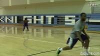 【篮球教学】高效常用的转身上篮