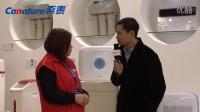 2016AWE家电展慧聪净水网专访上海奔泰执行副总经理钟玉龙先生